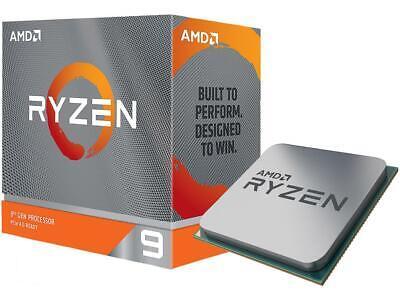 AMD Ryzen 9 3950X 16-Core 3.5 GHz Socket AM4 105W 100-100000051WOF Desktop Proce