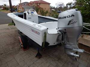 CRUISE CRAFT 16ft CENTRE CONSOLE Hinchinbrook Liverpool Area Preview