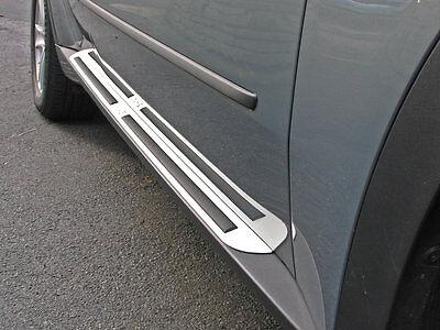 BMW X5 Typ E70/X70 Alu Trittbretter Medes Stripes ()