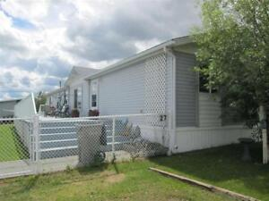 27 Country Style Mobile Home Pk. Drayton Valley, Alberta