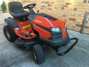 Husqvarna LTH2038R RIde On Mower in As New Condition Alexandra Hills Redland Area Preview