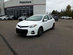 2014 Toyota Corolla S with Navigation /Tech Package