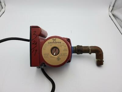Grundfos Non Submersible Circulation Pump Typeup15-18b5 59896114 115v