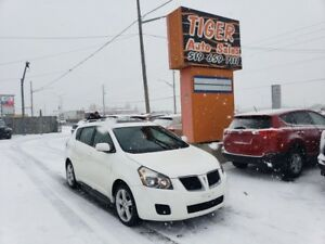 2010 Pontiac Vibe ALL WHEEL DRIVE**ONLY 132KM**ALLOYS**SUNROOF
