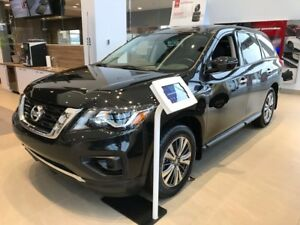 2018 Nissan Pathfinder S 7 PLACES REMORQUAGE 6000 LBS