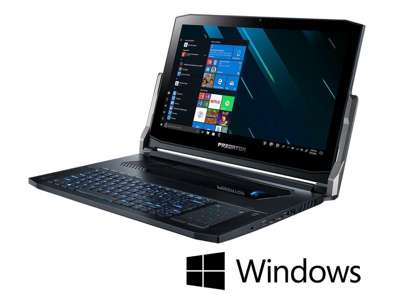 Laptop/Notebook on Netbooks Log