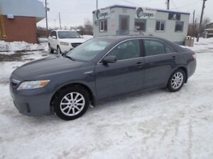 2010 Toyota Camry Hybrid CERTIFIED