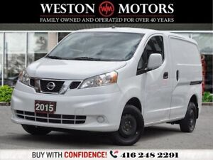 2015 Nissan NV200 WOW ONLY 89KMS!!*WOOD SHELVING*READY FOR WORK!
