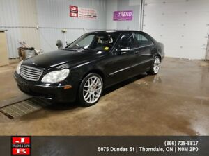 2006 Mercedes-Benz S-Class V12 Twin Turbo
