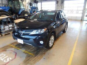 2015 Toyota RAV4 Limited Luxury suv