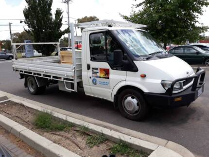 2004 Ford Transit Van/Minivan Canberra City North Canberra Preview