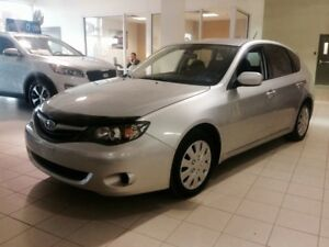 2010 Subaru Impreza HATCHBACK / TRACTION INTÉGRAL / AIR CLIMATIS