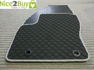 Scoutt 3D TPE Gummifußmatten Gummimatten für Range Rover Evoque ab 2011