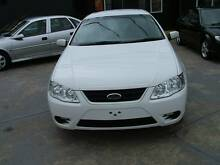 2007 Ford Falcon Sedan Coburg North Moreland Area Preview