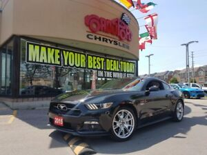 """2015 Ford Mustang GT Premium 50TH ANNIVERSAY 6 SPEED 20"""" WHEELS"""