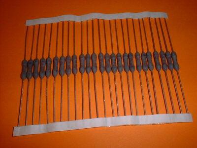 25x 0,22 Ohm 1 Watt Wirewound-Power-Widerstand 10% 350°C gebraucht kaufen  Erwitte