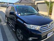 2011 Toyota Kluger(AWD) KS-X Upgraded version. Langford Gosnells Area Preview