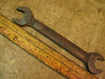 Caterpillar 5b785 Double Open End Wrench 1 1516 Billings
