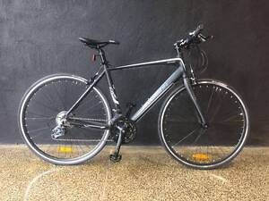 Samson Cycles 16 speed Claris flat bar road bike Brunswick Moreland Area Preview