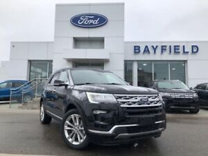 2019 Ford Explorer Limited REMOTE START ADAPTIVE CRUISE CONTR...