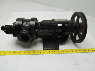 Acs Group 075-00279-00 Internal Gear Positive Displacement Pump1-12npt Ports