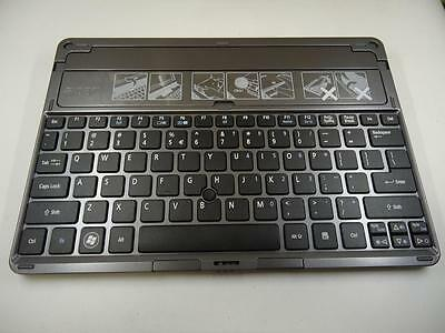 Iconia Tab 1Gb Gigabit Ethernet RJ45 Keyboard Dock Acer W501 Tablet Docking New for sale  Shipping to India