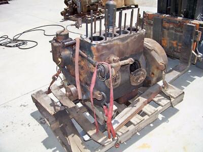 Mcormick Deering Farmall Regular Ih Engine Motor