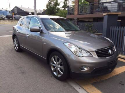 2009 Nissan Skyline Crossover J50 370GT Type P Wagon 5dr Spts SUV