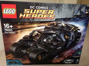 Lego 76023 Batman Tumbler BRAND NEW Sealed Hornsby Hornsby Area Preview