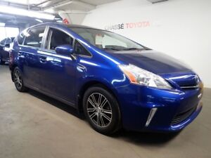 2012 Toyota Prius v GROUPE LUXE LEATHER SUNROOF GPS