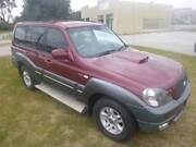2004 Hyundai Terracan ** TURBO DIESEL 4WD & 7 SEATER ** East Rockingham Rockingham Area Preview