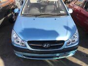 Wrecking Hyundai Getz 2009 Maddington Gosnells Area Preview