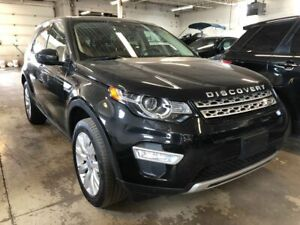 2016 Land Rover Discovery Sport HSE LUXURY PACK, NAVI, BACK UP C