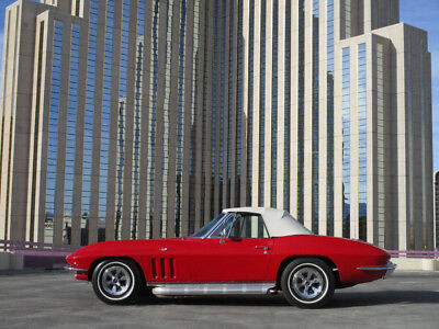 1965 Corvette 2dr Conv 1965 Chevrolet Corvette 2dr Conv