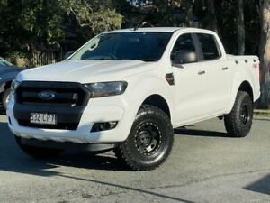 2017 Ford Ranger PX MkII XL 6 Speed Manual Cab Chassis Southport Gold Coast City Preview