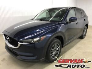 2017 Mazda CX-5 GS AWD Cuir/Suède GPS Toit Ouvrant MAGS Bluetoot