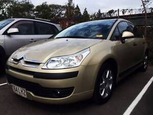 2006 CITREON C4 HATCHBACK, TURBO DIESEL, RWC, REGO!!! Redcliffe Redcliffe Area Preview