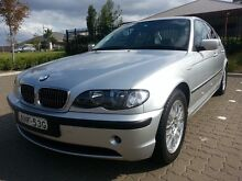 2002 BMW 325I E46 MY03 SEDAN ONLY 80,000 GENUINE KMS! Narellan Camden Area Preview