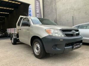 2008 Toyota Hilux Workmate Manual Acacia Ridge Brisbane South West Preview