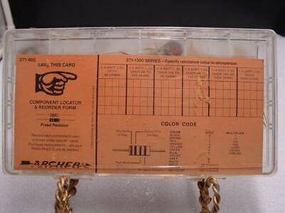 Archer Resistor Lot More Boxed