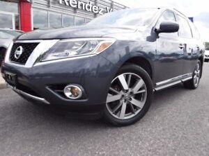 2013 Nissan Pathfinder PLATINUM**DVD**GPS**MAG 19P**CUIR PLATINU