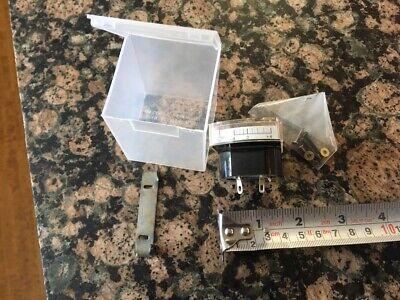 Triplett Panel Meter -4 - 4 Model C234-c Usa Made Nos
