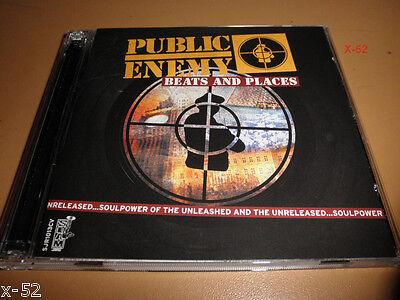 Public Enemy Cd Beats And Places Unreleased Rap Songs Chuck D Flavor Flav