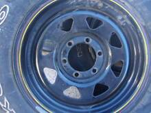 4x4 rims/tyres ford courier/bravo/nissan.ect Wangara Wanneroo Area Preview