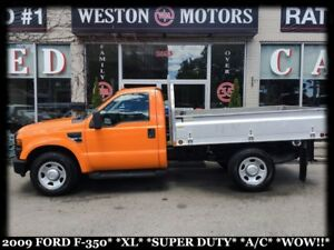 2009 Ford F-350 XL*SUPER DUTY*A/C*WOW!!!*