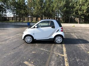 2015 Smart FORTWO PASSION RWD