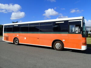 Nissan UD Bus/Van Welshpool Canning Area Preview