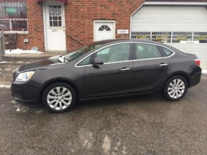 2013 Buick Verano Base 2.4, 4 cylinder Bluetooth LOW KMS!