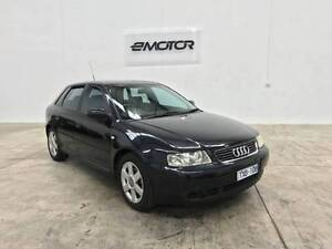 2001 AUDI A3 Turbo - 115,000kms with RWC, Rego & 1 yr warranty Williamstown North Hobsons Bay Area Preview
