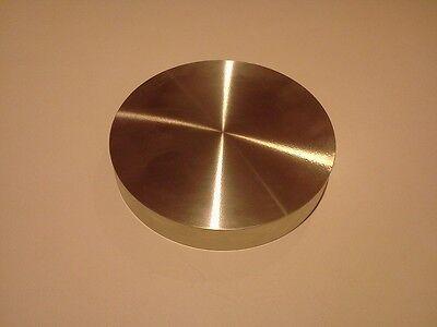 6 Aluminum 6061 Round Plate